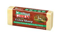 Classic Cheddar : New York Extra Sharp : Dairy Bar