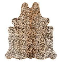 Print Leopard Rug   ZARA HOME United States of America