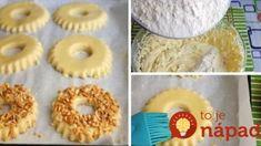 Krehučké orechovo-maslové venčeky, ktoré pripravíte aj na poslednú chvíľu: Sú presne také, aké poznáte z detstva!