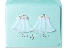 Wedding cards for same-sex couples