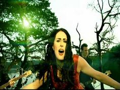 Within Temptation - Mother Earth  I'm not typically into this heavy music, but this is beautiful.