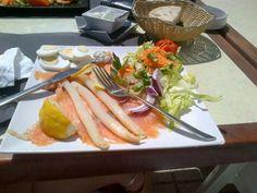 Zoe's smoked salmon salad #supersalads4u Smoked Salmon Salad, Superfood Salad, Summer Salads, Competition, Ethnic Recipes, Summer Salad