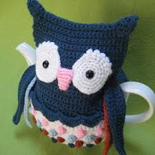 Image result for free patterns crochet fun teapot cosies