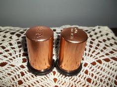 Vintage Salt and Pepper Shakers...etsy.com $10.00