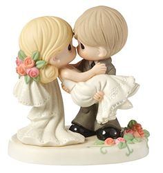 Figurine - Wedding - Bride & Groom - On The Threshold Of A Lifetime Of Happiness (Nov) Precious Moments http://www.amazon.com/dp/B017NMBHQS/ref=cm_sw_r_pi_dp_Emk7wb0GSHVV0