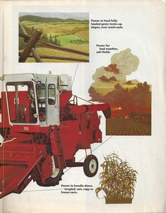 International Tractors, International Harvester, Country Trucks, Rodeo Cowboys, Farmall Tractors, Classic Tractor, Ih, Agriculture, Advertising