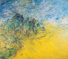 Mehmet Güleryüz (Turkish b. 15 Counter Wind No Series No: 15 Oil on canvas 260 x 300 cm. Painting Collage, Famous Artists, Contemporary Paintings, Istanbul, Art World, Van Gogh, Oil On Canvas, Abstract Art, Modern