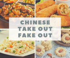 Stay in with this Asian Take Out Fake Out  Sweet N Sour Chicken, Orange Chicken, Asian Recipes, Gourmet Recipes, Korean Bbq Beef, Chinese Menu, Spicy Steak, Pesto Grilled Cheeses, Bbq Pork Ribs