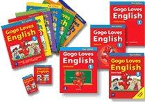 Gogo Loves English (6 CDs - 6 levels) WITH SUBTITLES - Longman Video for Kids. Видео курс английского языка для детей
