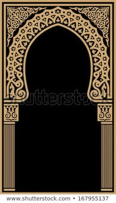 Find Arabic Floral Arch Traditional Islamic Background stock images in HD and millions of other royalty-free stock photos, illustrations and vectors in the Shutterstock collection. Arc Floral, Floral Arch, Arabesque, Muslim Prayer Rug, Temple Design For Home, Hair Salon Interior, Sliding Door Design, Islamic Art Pattern, Interior Design Sketches