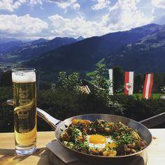Pfiat di #kitzbühel ! #beautiful #austria #rosisrösti #foodporn