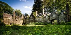 Ravenloft Castle, Upstate New York