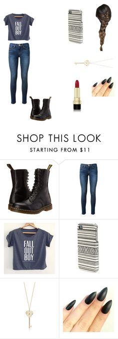 """""""fall"""" by rachelmwebb-1 ❤ liked on Polyvore featuring Dr. Martens, Frame Denim, Aéropostale and Dolce&Gabbana"""