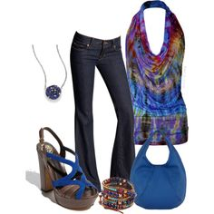 """""""retro day"""" by missy-smallen on Polyvore"""