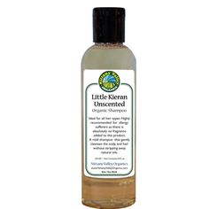 Little Kieran Unscented Organic Shampoo * Continue to the product at the image link.