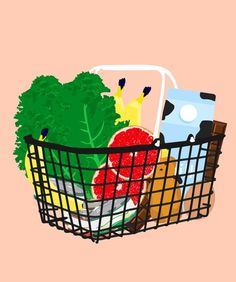The ultimate grocery shopping guide for 20-somethings
