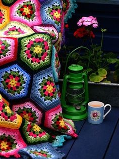 Vibrant colours!