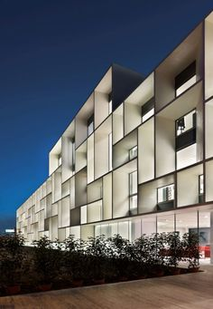 Piuarch, Andrea Martiradonna · Bentini Headquarters