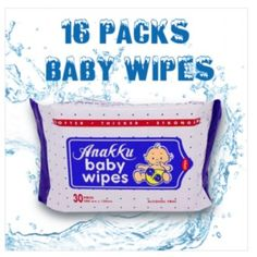 Check Price Anakku Baby Wipes 30's x 2 (Toral16packs)Order in good conditions Anakku Baby Wipes 30's x 2 (Toral16packs) ADD TO CART AN092TBAAIEWMAANMY-38112195 Mother & Baby Diapering & Potty Wipes & Holders ANAKKU Anakku Baby Wipes 30's x 2 (Toral16packs)