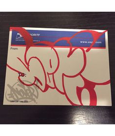 serf bluetop   #serf #ppp #graffiti #nyc #throwie #sticker #228 #label #bluetop #handmade