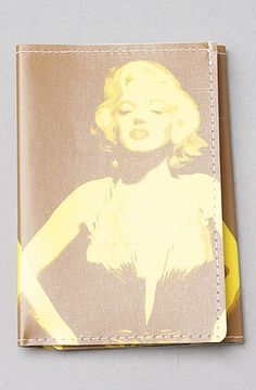 $16 The Marilyn Monroe Wallet by Timo Wallets at karmaloop.com - Use repcode SMARTCANUCKS at the checkout for an extra 20% off on karmaloop.com