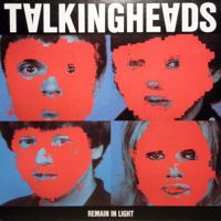 "Talking Heads ""Remain In Light"" Vinyl Record LP Original 1980 Produced by Brian Eno Remain In Light, Once In A Lifetime, Vinyl Records, My Music, The Originals, Lp, Prints, Handmade, Projects To Try"