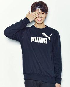 BTS JK | Hahaha his hair mmm his smile so cutee
