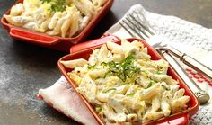 Make it a Summer to Remember! Check out this delicious recipe for Herb Cheese Pasta from Dillons.