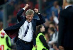 England got Swiss rewards,says Roy Hodgson