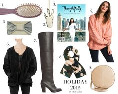 #holiday 2015 #vegan #gift guide evolstyle