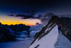 Landscape Photography Tags: climbing, france, mountain, sunrise Climbing The Roche Paillon During Sunrise By Menno Visser.                                                  ☼