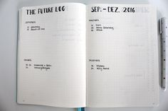 bullet-journal-future-log