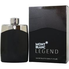 Montblanc Mont Blanc Legend Eau de Toilette Spray for Men, 5 Ounce Best Fragrance For Men, Best Fragrances, Mont Blanc Perfume, Best Mens Cologne, Perfume Collection, Best Perfume, Men's Grooming, Smell Good, Shopping