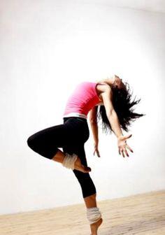 a dance class~ modern, hiphop, ballroom, latin, tap