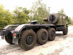 Новый танковоз Оружие России, новый тягач, танковоз, факты