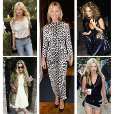 Today is Kate Moss's 39th birthday so what better way is there to celebrate than will 39 of her most stylish looks.
