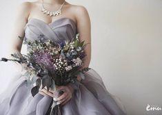 マリーアントワネットも愛した♡ブルーグレーのドレスが可愛すぎる*