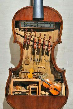 Violins, violins,violins