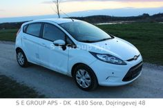 Ford Fiesta 1.6 TDCI Trend Econetic VAN *2300€ netto*, DK-4180 Sorø Dania Ford, Van, Vehicles, Car, Vans, Vehicle, Vans Outfit, Tools