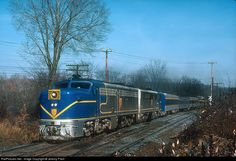 RailPictures.Net Photo: 17 Delaware & Hudson Alco PA4 at Coons, New York by Jeremy Plant