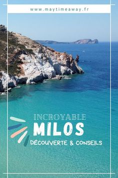 4ème île de notre séjour dans l'archipel des Cyclades en Grèce : MILOS ! Quelle belle découverte, ce fut un vrai coup de coeur. A Milos on ne trouve pas que la Vénus, mais des plages incroyables et épatantes, des eaux translucides et turquoises, des petits ports aux garages à bateaux colorés, des villages charmants et encore et toujours des couchers de soleil incroyables. Visiter Milos est un incontournable de votre séjour dans les Cyclades. #Milos | Milos en Grèce | tour de bateau à Milos Destinations D'europe, Travel Photographie, Weekend France, Photos Voyages, Paros, Trip Planning, Greece, Garages, How To Plan