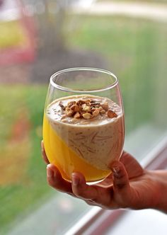 Guest Post: Fusion Dessert - Kheer with Mango Mousse - Pepper Delight Mango Recipes, Sweet Recipes, South Indian Sweets, Indian Dessert Recipes, Indian Recipes, Mango Mousse, Dessert In A Jar, Fusion Food, Sweet Tarts