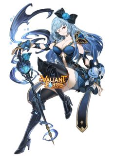 Valiant Force truly original tactics game for everyone. Singapore best mobile game into a visually stunning fantasy world of magic and epic battles. Female Character Design, Game Character, Character Concept, Thicc Anime, Kawaii Anime, Anime Art, Fantasy Characters, Anime Characters, Valiant Force
