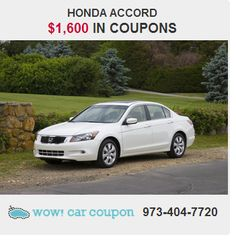 Check out this car features!! Roomier and more expansive interior!  #HondaAccord with $1,600 in #coupons!! For this #deal go to www.wowcarcoupon.com!! #wowcarcoupon