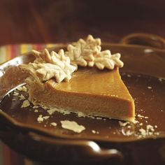 Easy Pumpkin Pie Recipe -Pumpkin pie does not have to be difficult to make. This recipe has a wonderful taste and will be a hit at your holiday meal. —Marty Rummel, Trout Lake, Washington