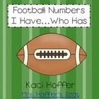 Free This is a 16 card game of I have...Who has. It is numbers and ten frames. It is Football Themed. Your kiddos will LOVE them, especially your litt...