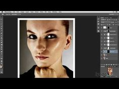 Photoshop For Retouching Tutorial | 019 Beyond the usual clone stamp
