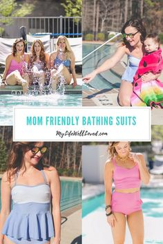 Mom Friendly Bathing