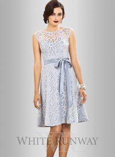 Dessy Bronte Dress