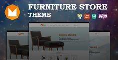 Mobilia - Furniture WooCommerce WordPress Theme Mobilia is a new theme for furniture store with modern design. This theme include many great features like mega menu, slider, page builder, product quick view, wishlist, compare, zoom. It suits for your furniture store. You can show your product in nice ways like carousel sliders, tabs.